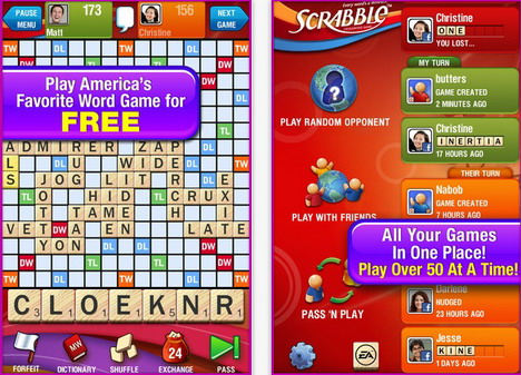 scrabble_free_top_85_most_popular_free_iphone_games