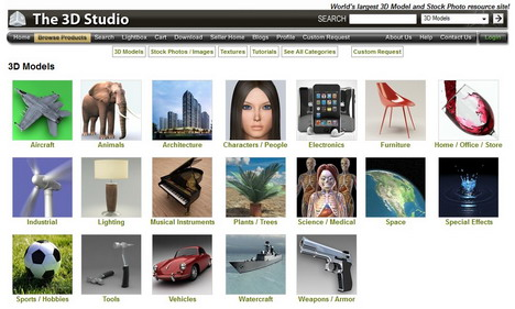 the3dstudio_best_websites_to_download_free_3d_models