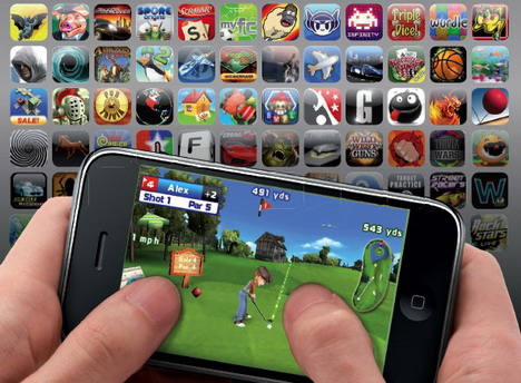 top fun games for iphone