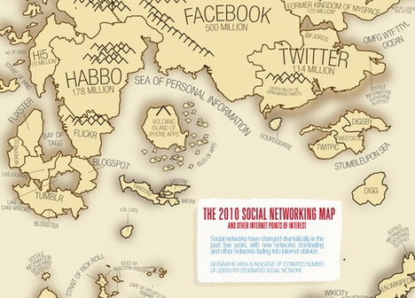 the_2010_social_networking_map_social_media_infographics