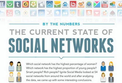 the_current_state_of_social_networks_social_media_infographics