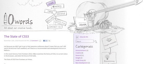 10_words_best_creative_impressive_website_header_designs