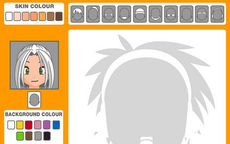 Anime avatar maker avatar face maker manga