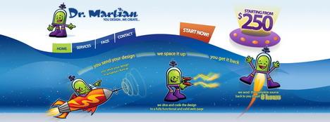 dr_martian_best_creative_impressive_website_header_designs