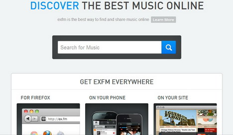 exfm_best_tools_to_share_listen_music_online