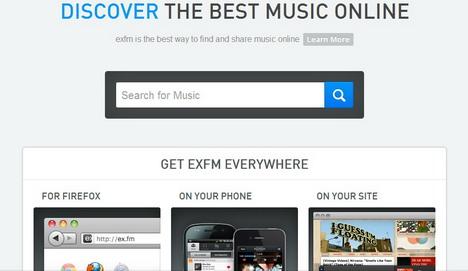 exfm_best_tools_to_share_listen_music_online