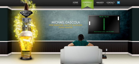 mike_dascola_best_creative_impressive_website_header_designs
