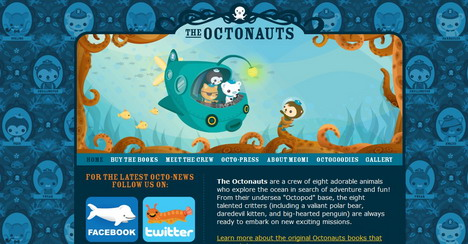 the_octonauts_best_creative_impressive_website_header_designs