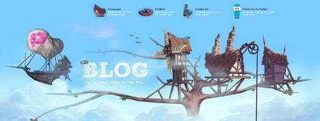 the_pixel_best_creative_impressive_website_header_designs