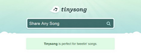 tinysong_best_tools_to_share_listen_music_online