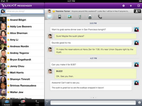 yahoo_messenger_best_instant_messaging_apps_for_ipad