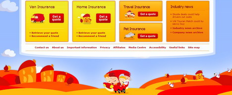 yes_insurance_best_creative_beautiful_website_blog_footers
