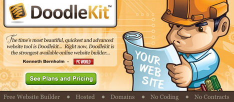 doodlekit_free_website_building_tools