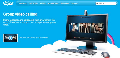 skype_group_video_calling_web_conferencing_online_meeting_tools