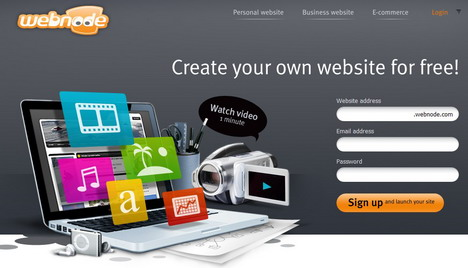 webnode_free_website_building_tools