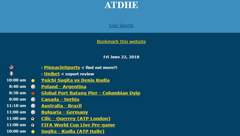 Www.Atdhe.Net-Watch Free Live Sports Tv
