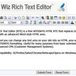 18 Free Online Rich Text Editors You Should Use