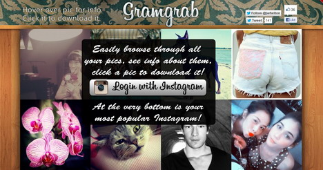 gramgrab_best_web_apps_instagram