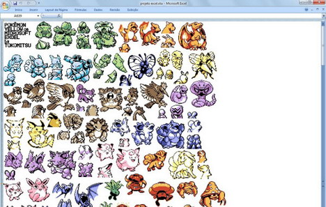 all_151_pokemon_on_excel