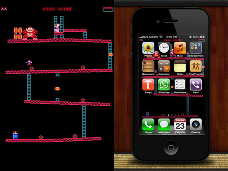 donkey_kong_iphone_wallpapers
