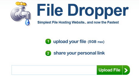 file_dropper_easy_online_file_sharing_tools