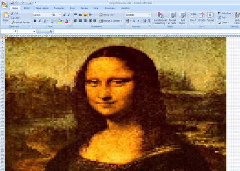 monalisa_excel_artwork