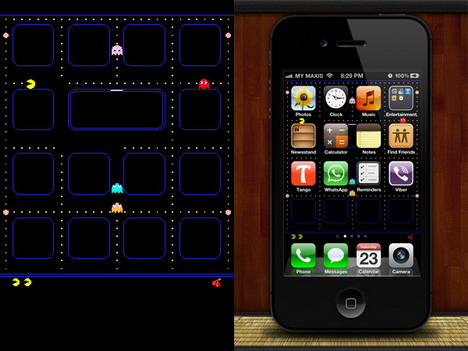 pac_man_iphone_wallpapers