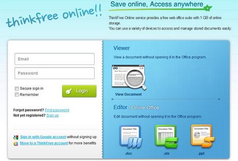 thinkfree_online