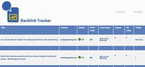backlink tracker
