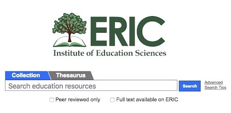 eric_education_resources_information_site