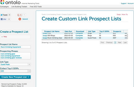 ontolo_custom_link_prospecting_tool