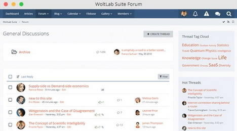 Top 22 Best Online Forum Platforms / Software (Free and Paid) - Quertime