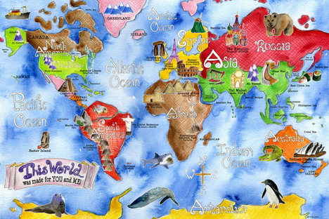 world_map_artwork