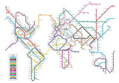 world_map_metro_style