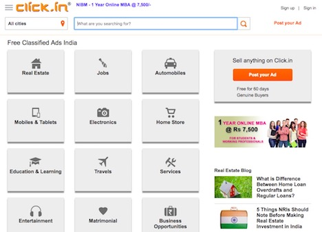 click-in-free-indian-classifieds