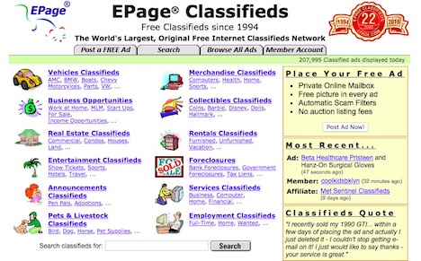 Top 70 Best Free Classified Ads Posting & Listing Web Sites
