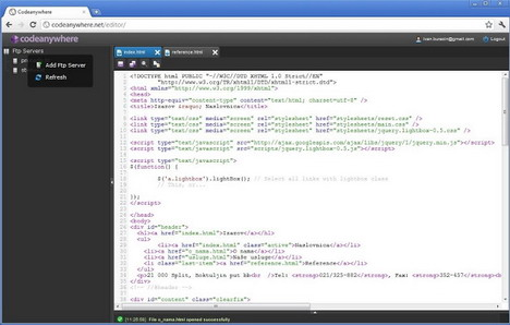 10 Best Online IDEs for Web Developer to Code When On the