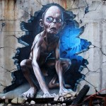 40 Extremely Amazing Graffiti Artworks / Wall Paintings