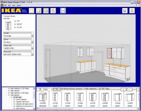 10 best free interior design online tools and software for Cabinet planner free