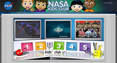 nasa_kids_club