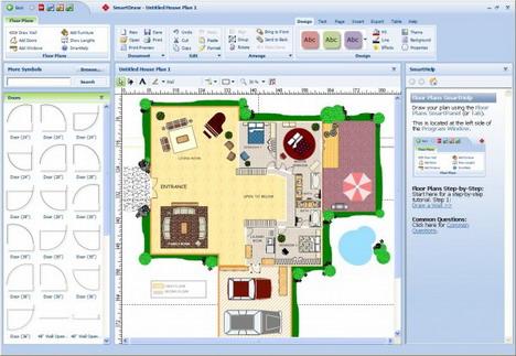 smartdraw_floor_plans_software