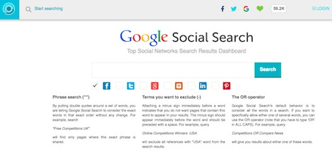 social-searcher-google-social-search