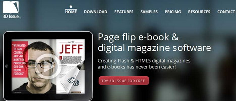 convert pdf to digital magazine free