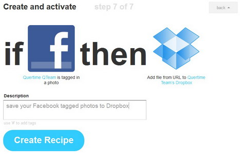 create_and_activate_facebook_dropbox_recipe