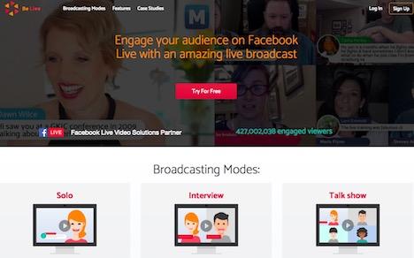 belive-facebook-live-broadcast