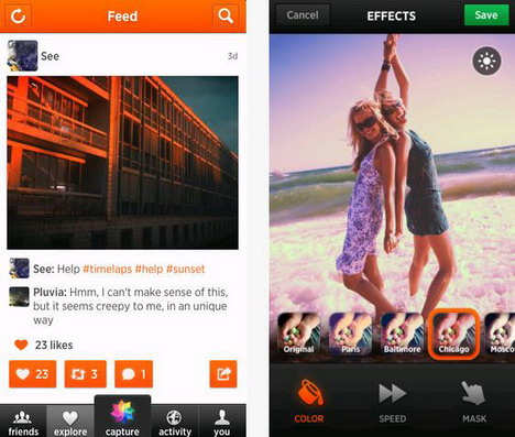 6 Best iPhone & Android Apps to Create Animated Photographs: Cinemagraphs