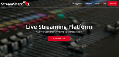 streamshark-live-streaming-platform