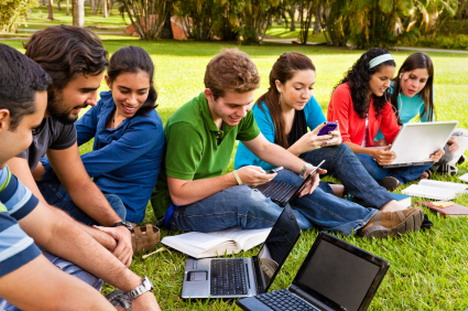The impact of mobile phones on the performance of university students