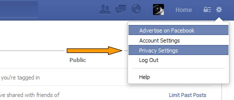 select_privacy_settings