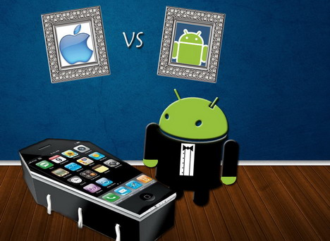 40 apple vs google android funny photo collection quertime